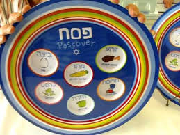what is on a passover seder plate children s passover seder plate
