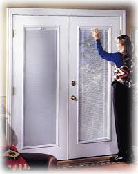 French Door Window Blinds Window Treatments For Patio Doors 2017 Grasscloth Wallpaper