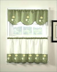 Green Kitchen Curtains Yellow And Gray Kitchen Curtains Rumovies Co