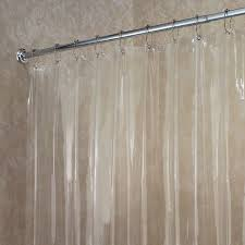 Shower Curtain Liners Oversized Shower Curtain Liners