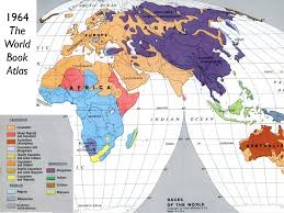 World Geography Map Racial Classification H J Fleure And The Decline Of Geography