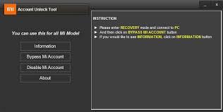 cara membuat akun mi xiaomi redmi 2 download mi account unlock tool remove mi cloud verfication easily