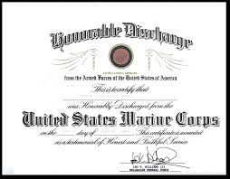 honorable discharge certificate rafael garcia