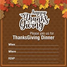 card for thanksgiving day free vector vectorkh