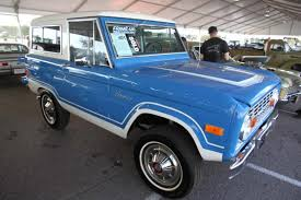 1977 ford bronco values hagerty valuation tool