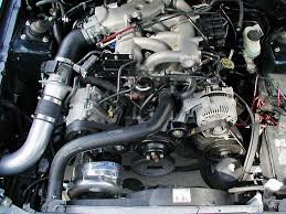 2000 ford mustang parts procharger stage ii intercooled supercharger system 99 03 v6