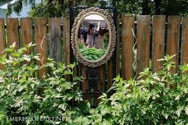 24 creative ideas for garden fence u0026 wall decor empress of dirt