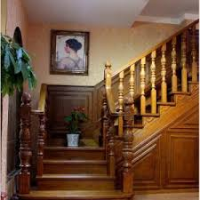 Indoor Stairs Design China Modern Indoor Staircase Design Solid Hradwood Stairs Gsp16