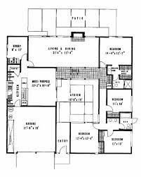 eichler home plans eichler house plans the eichler atrium home a mid century classic