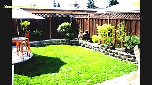 small garden design ideas for a lawn comfortable with round fancy