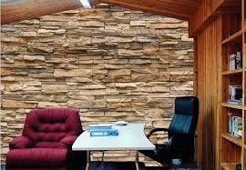 3d wallpaper bedroom living mural roll modern faux brick stone