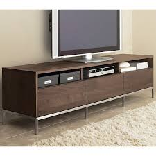 crate and barrel media cabinet pearson 72 media console in media stands consoles crate and