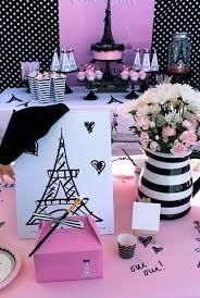 Paris Themed Party Supplies Decorations - best 25 parisian birthday party ideas on pinterest paris themed