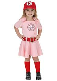 a league of their own costume toddler a league of their own dottie costume toys