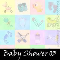 baby shower paper free baby shower scrapbook backdrop paper printable book
