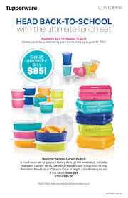 tupperware ongoing deals save up to 40 allsales ca