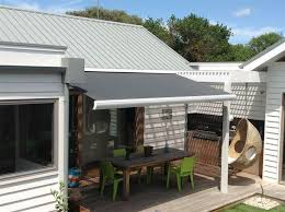 Retractable Awning For Deck Roof Awnings U0026 Elite Heavy Duty Retractable Patio Awning