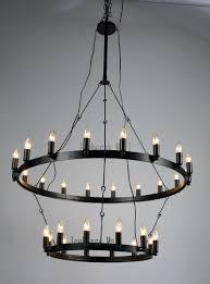 retro chandeliers chandeliers design wonderful wrought iron circular chandelier