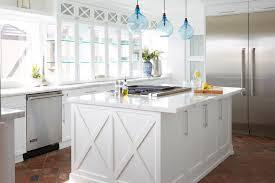 Mercury Glass Pendant Light Mercury Glass Pendant Light Kitchen Beach With Beach Glam Blue