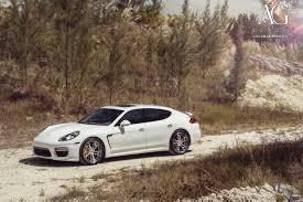Porsche Panamera Brown - ag luxury wheels porsche panamera turbo s forged wheels