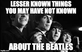 The Beatles Meme - meme d from the headlines more things you didn t know about the
