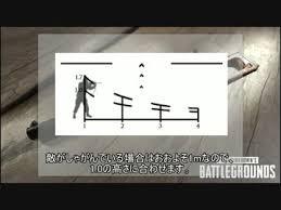 pubg vss pubg vss pso 1 1スコープの読み取り方 by レッグリグマン ニコニコ動画