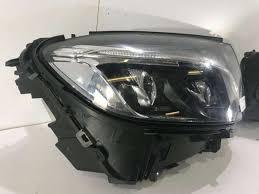 led intelligent light system mercedes glc w253 komplet kompletnych led intelligent light system