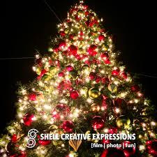 o christmas tree u2013 shell creative expressions