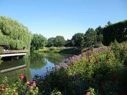 Chicago Botanic Garden Restaurant A Day At The Chicago Botanic Garden The Unfinished Travel Project
