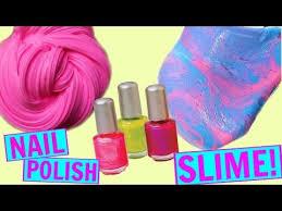 best 25 nail polish slime ideas on pinterest