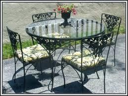 rod iron outdoor furniture wrought iron patio chair wrought iron