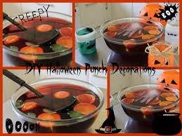 diy halloween themed punch spooky ice hand u0026 eye ball soup youtube