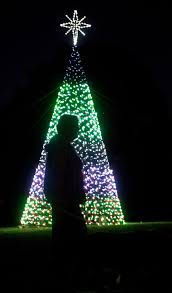 Tanglewood Festival Of Lights Festival Of Lights Features 5 New Displays Entrance Fee News