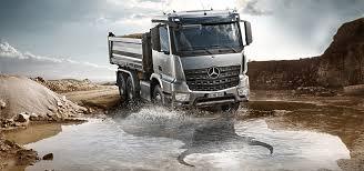 mercedes truck dealers uk mercedes arocs the in construction