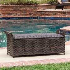 Outdoor Storage Bench Outdoor Storage Bench For Swimming Pool U2014 Optimizing Home Decor