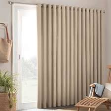 Patio Door Panel Curtains by 91
