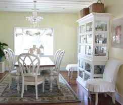 Beach Cottage Traditional Dining Room Orange County By - Beachy dining room