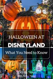 9 reasons to visit disneyland at halloween disneyland 2017 and