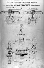 Hospital Floor Plans File Cumberland Royal Infirmary And German Hospital Dalston Plans