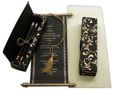 scroll wedding invitations scroll invitations bat bar mitzvah invitations wedding