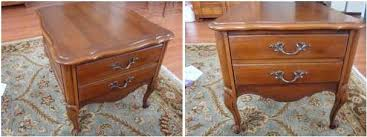 french country side table french provincial side table it looks like it matches the dixie