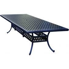 Aluminium Patio Table Darlee Nassau 11 Cast Aluminum Patio Dining Set Ultimate Patio