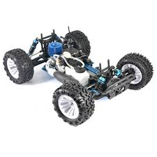 carnage nt 1 10th rtr 4wd nitro truck