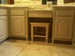 Bathroom Vanity Bench Bench Seat For Bathroom Vanity Cabinet Homemadetools Net