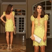 awe inspiring yellow shade dresses for spring summer season