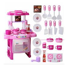 Kids Kitchen Furniture Aliexpress Com Buy Kids Kitchen Set Children Kitchen Toys Large