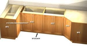 corner kitchen sink base cabinets kitchen corner base cabinets