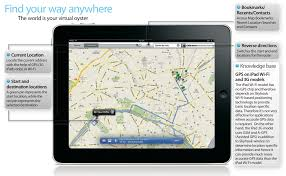 Google Map Directions Driving Ipad Tutorial Getting Directions Using Maps Gadget Magazine