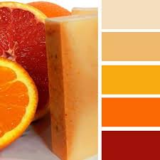 Home Decorating Color Palettes by 33 Orange Color Schemes Inspiring Ideas For Modern Interior