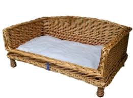 Wicker Beds Snug And Cosy Dog Beds U2013 Restate Co